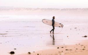 スポーツ(球技、ジョギング、登山、サーフィン、釣りなど)