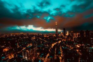 台北にはあまり自然がない