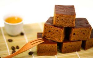 黒糖糕(黒糖ケーキ)