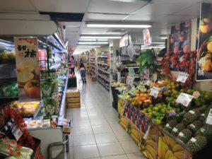 台湾のスーパー「全聯」