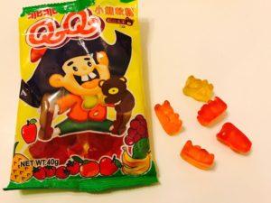 8元(約30円)のグミ「乖乖QQ」