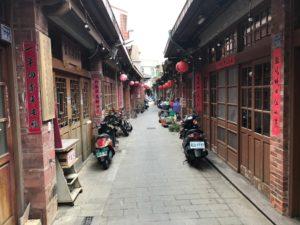 馬公の老街