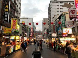 台湾のあまり清潔でないトイレ①:夜市