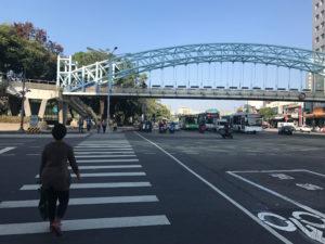 台中公園の入り口