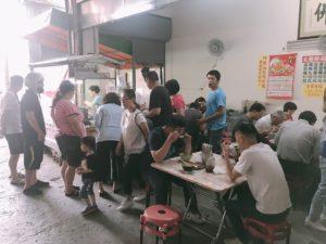 台湾のあまり清潔でないトイレ④:ローカルな食堂