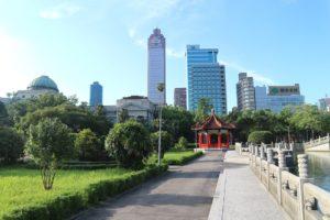 台湾のあまり清潔でないトイレ⑤:公園
