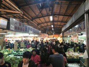 近所の黄昏市場
