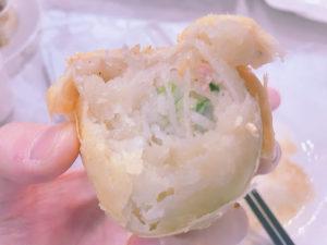 大根もち(蘿蔔絲餅)