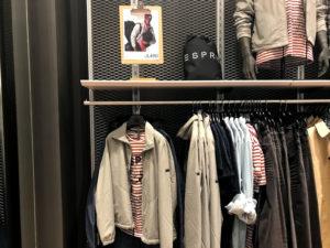 男性モノのジャケット