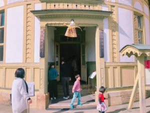 宇治山田郵便局舎