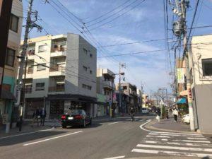 日泰寺参道(にったいじさんどう)