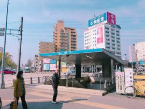 地下鉄名城線 神宮西駅