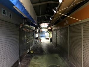 鶴橋コリアンタウン付近に宿をとって、治安はそこまで悪くないと感じた。