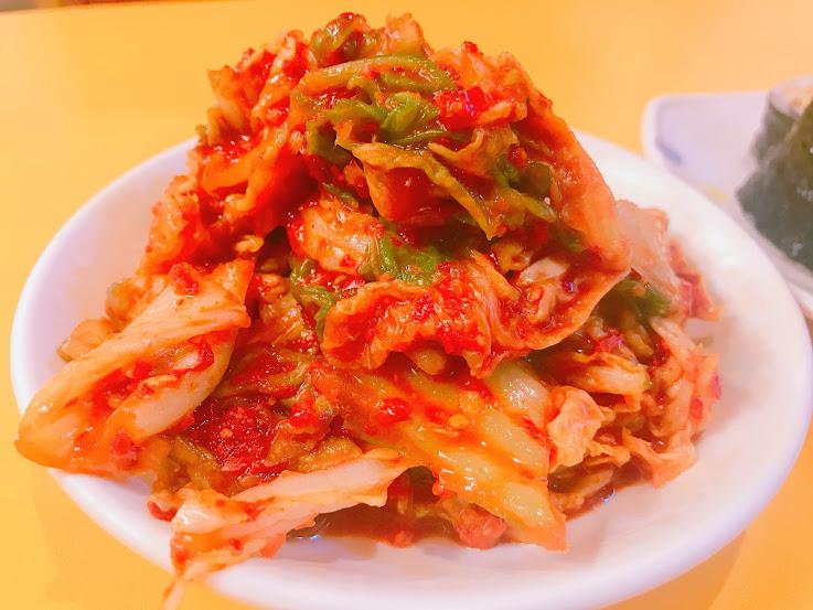 鶴橋で韓国料理を食す!!!