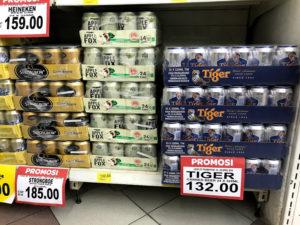 ビールの値段2