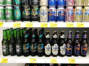 ビール1本の値段1