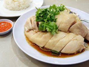 海南チキンライス(海南鶏飯)とは?