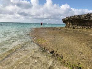 赤墓ビーチ