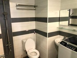 浴室+トイレ+洗濯機