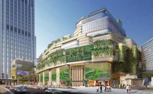 香港に新しくできる「K11 MUSEA」