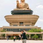 台湾高雄の仏光山訪問レポート。大規模仏教テーマパークをめぐろう。