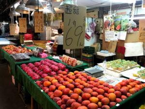 みんな大好きなマンゴーとドラゴンフルーツ