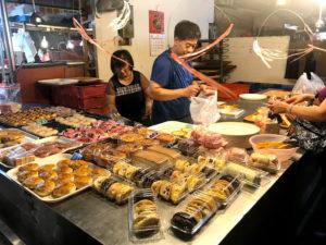 中華菓子のお店