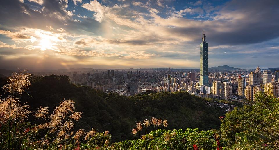 台湾の首都ってどこ?