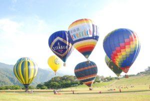 「台東バルーンフェスティバル」に参加したいなら7月中旬〜8月下旬