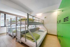 YHAメイホーハウスユースホステル(美荷樓)の部屋 ※Booking.com より