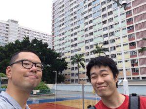 香港・彩虹邨。人気インスタスポットで写真を撮ってきた!