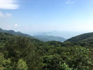 香港の田舎