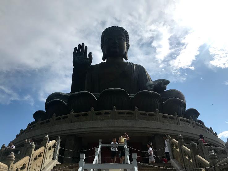 香港・天壇大仏
