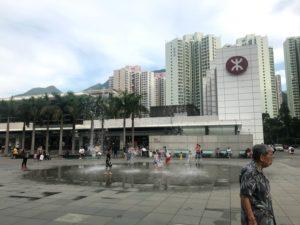 MTR(香港地下鉄)の東涌駅