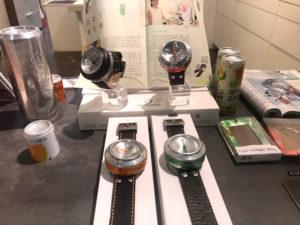 カンカンで作った腕時計
