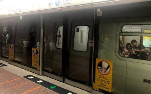 MTR(香港地鉄)