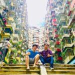香港の超密集ビル「海山楼」を訪問!フォトジェニックなカオスビル!