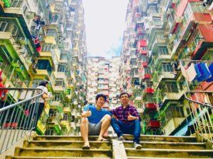香港の超密集ビル「海山楼」を訪問!