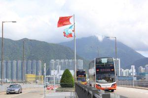 空港と市内をつなぐバス