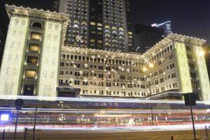 香港を代表するホテル「ザ・ペニンシュラ香港」(尖沙咀)
