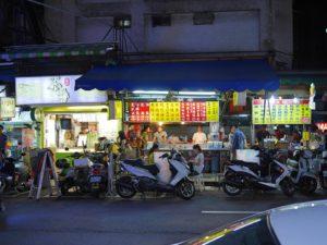 台湾はバイク社会