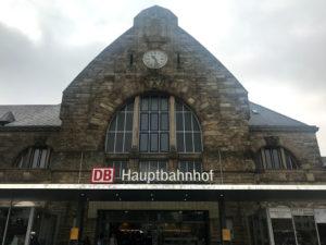アーヘン駅