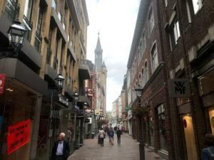 アーヘン旧市街