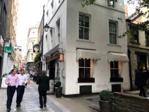 イギリス・ロンドンの教会カフェ「Host Cafe」への行き方③
