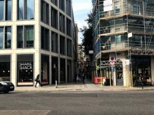 イギリス・ロンドンの教会カフェ「Host Cafe」への行き方②