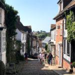 イギリス・ライの行き方!移住したくなるほど魅了される中世の街並み