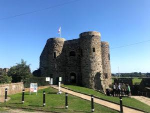 ライ城(Rye Castle Ypres Tower)