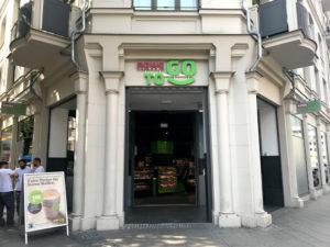 ドイツで見つけたスーパー「REWE TO GO」