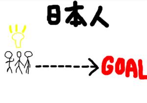 日本人の仕事の進め方