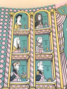 フォートナム&メイソンを食べていた歴代の王たち